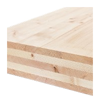 CLT (Cross laminated timber)